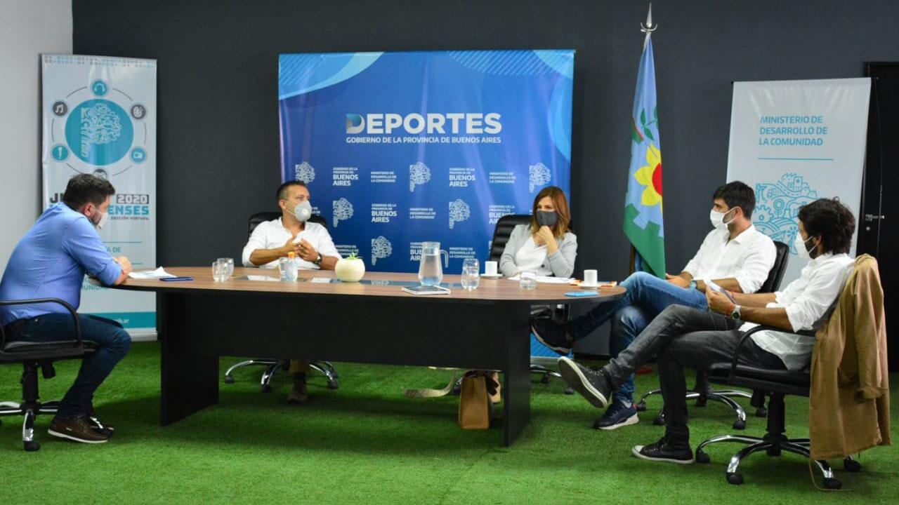 ESTUDIANTES UNIVERSITARIOS Y DE NIVEL TERCIARIO PODRÁN PARTICIPAR DE JUEGOS BONAERENSES